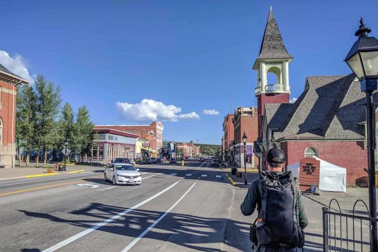 CDT Colorado Leadville