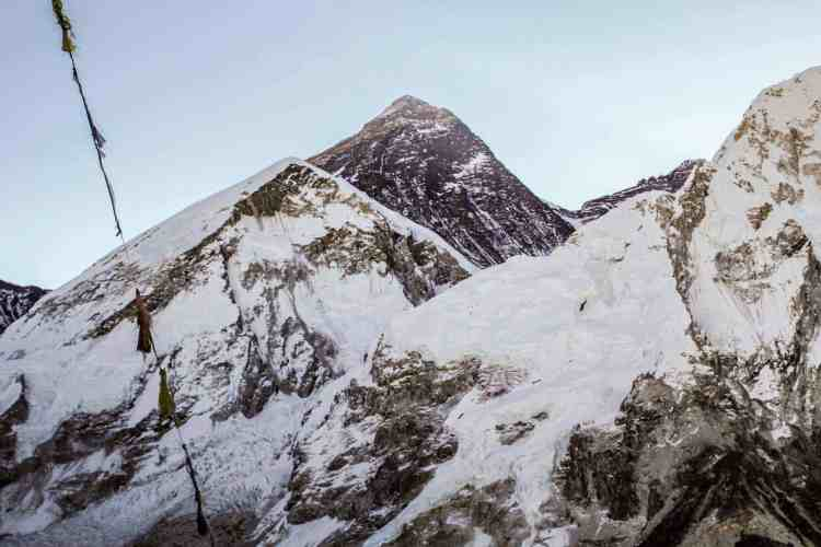 Mount Everest from Kala Patthar