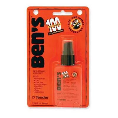 Ben's 100 Max Formula Insect Repellent - 95 Percent DEET