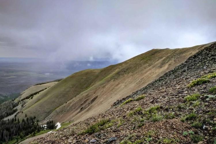 CDT Colorado Parkview Mountain Trail