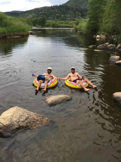 CDT Colorado Steamboat Springs Rafting