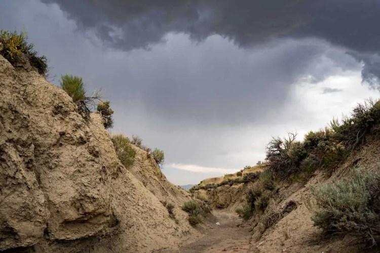 CDT Wyoming Basin Storm