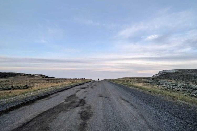 CDT Wyoming Appa Roadwalk