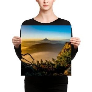 Mount Fuji Print