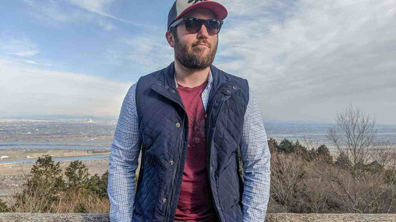 Bluffworks Horizon Quilted Vest Review