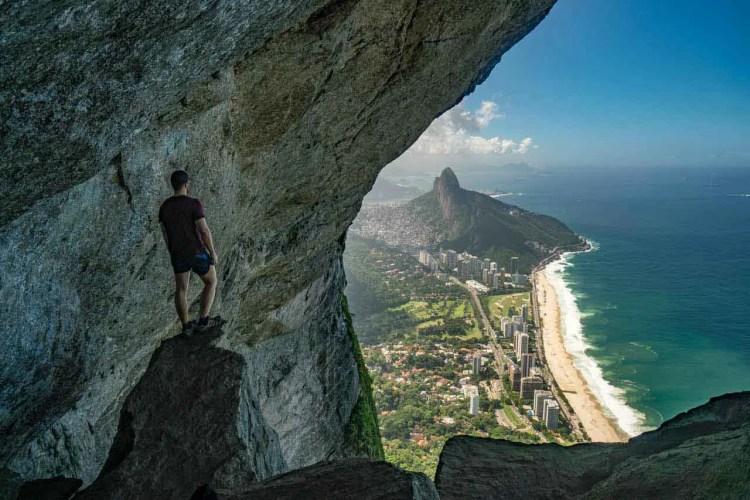 Brazil Rio de Janeiro Pedra da Gavea