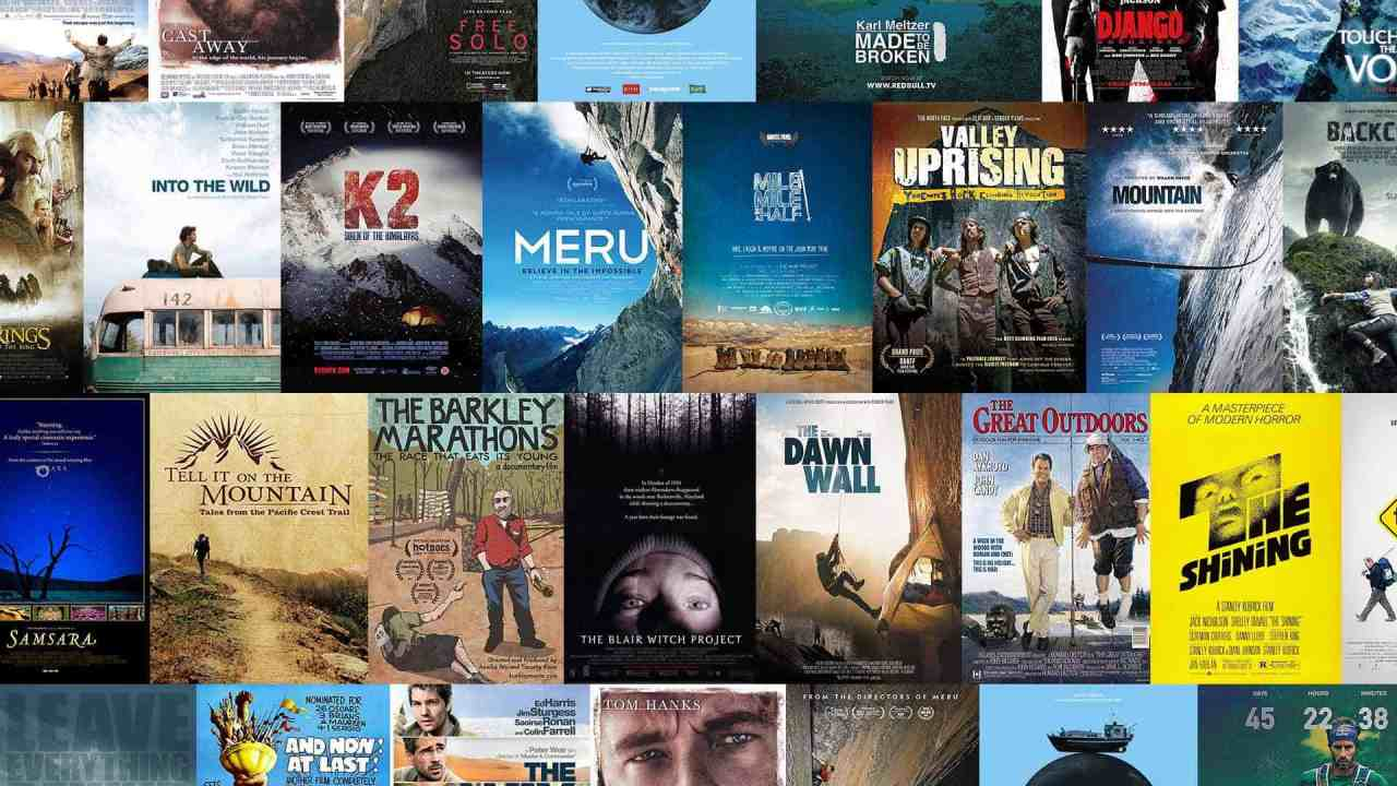 Pacific Crest Trail Movie List