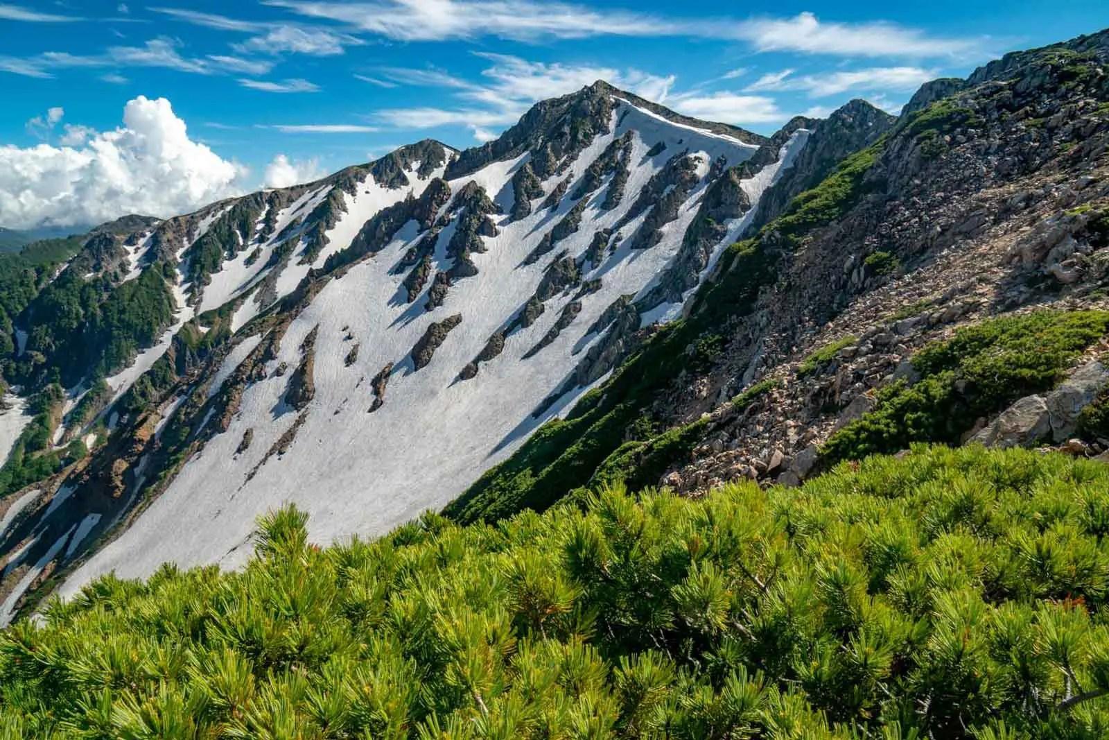 Japan Alps Traverse Kita Alps