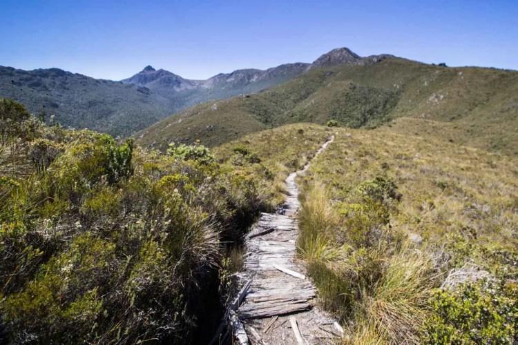 Tasmania Mount Anne Circuit Trail