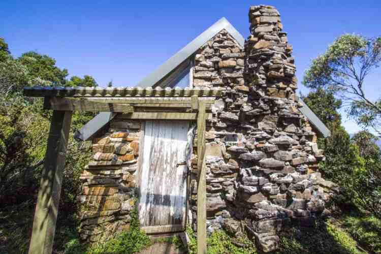 Tasmania Mount Anne Circuit Memorial Hut
