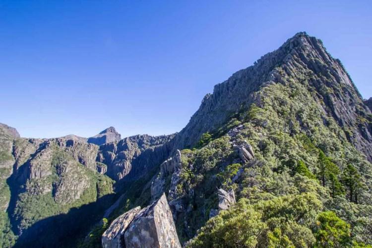 Tasmania Mount Anne Circuit Ridge