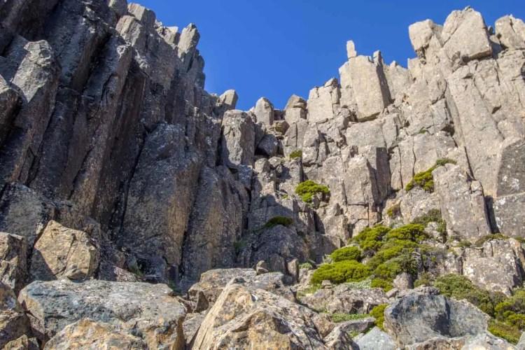 Tasmania Mount Anne Circuit Climb
