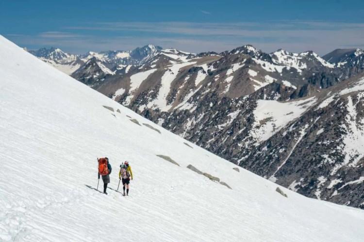 PCT Sierra Forester Pass