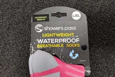 Showers Pass Crosspoint Waterproof Socks
