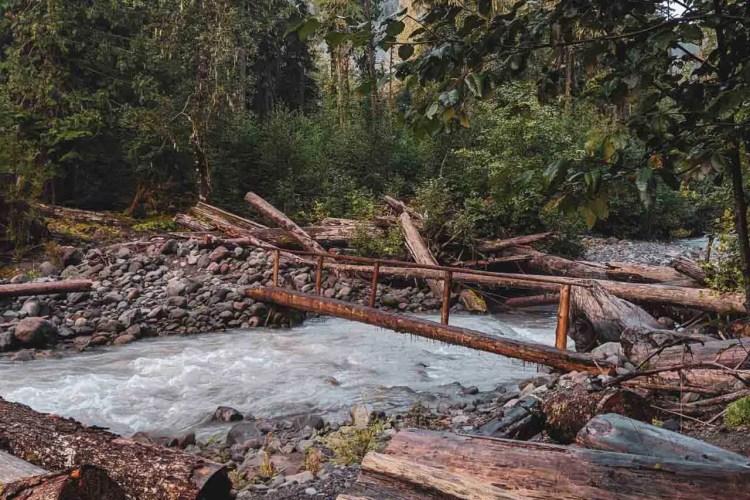 Washington Wonderland River Crossing