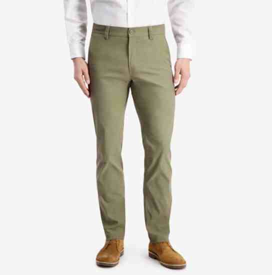 Bluffworks Ascender Chino Green