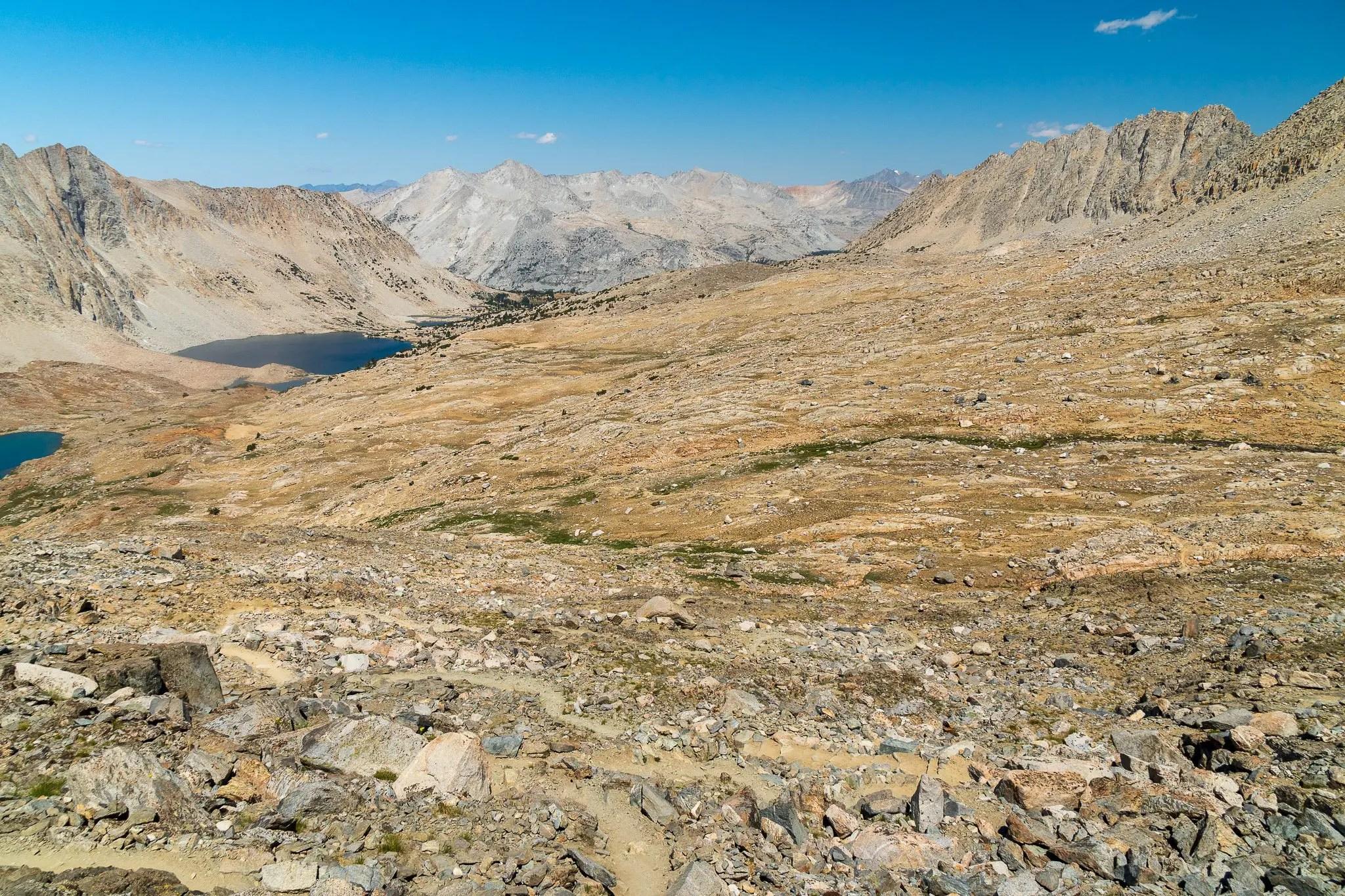 PInchot Pass north view