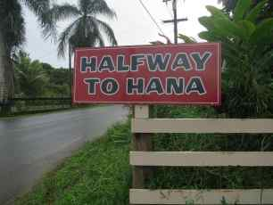 Haleakala Day 1: Hitching To Hana & Beyond