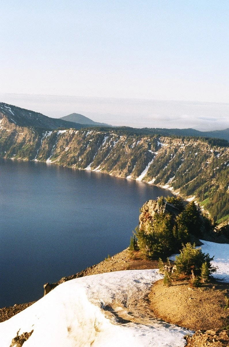crater lake film