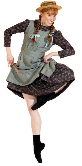 Hannah Mae Cruddas will get her first opportunity to perform the role of Anne Shirly in front of a hometown crowd as Anne of Green Gables – The Ballet opens in Halifax this September.