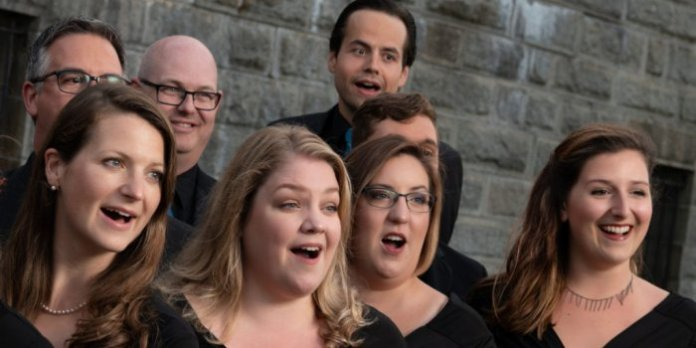 Halifax Camerata Singers join forces with the Symphony Nova Scotia Choir and three other choirs from across Canada for a new bilingual work that captures the Zeitgeist of this unique moment in history.