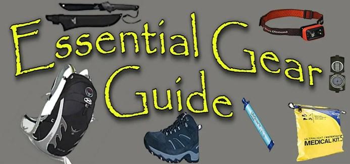 essential outdoor gear guide