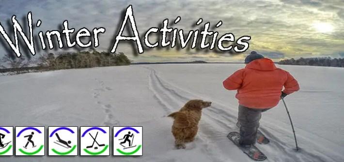 Halifax Winter Activities