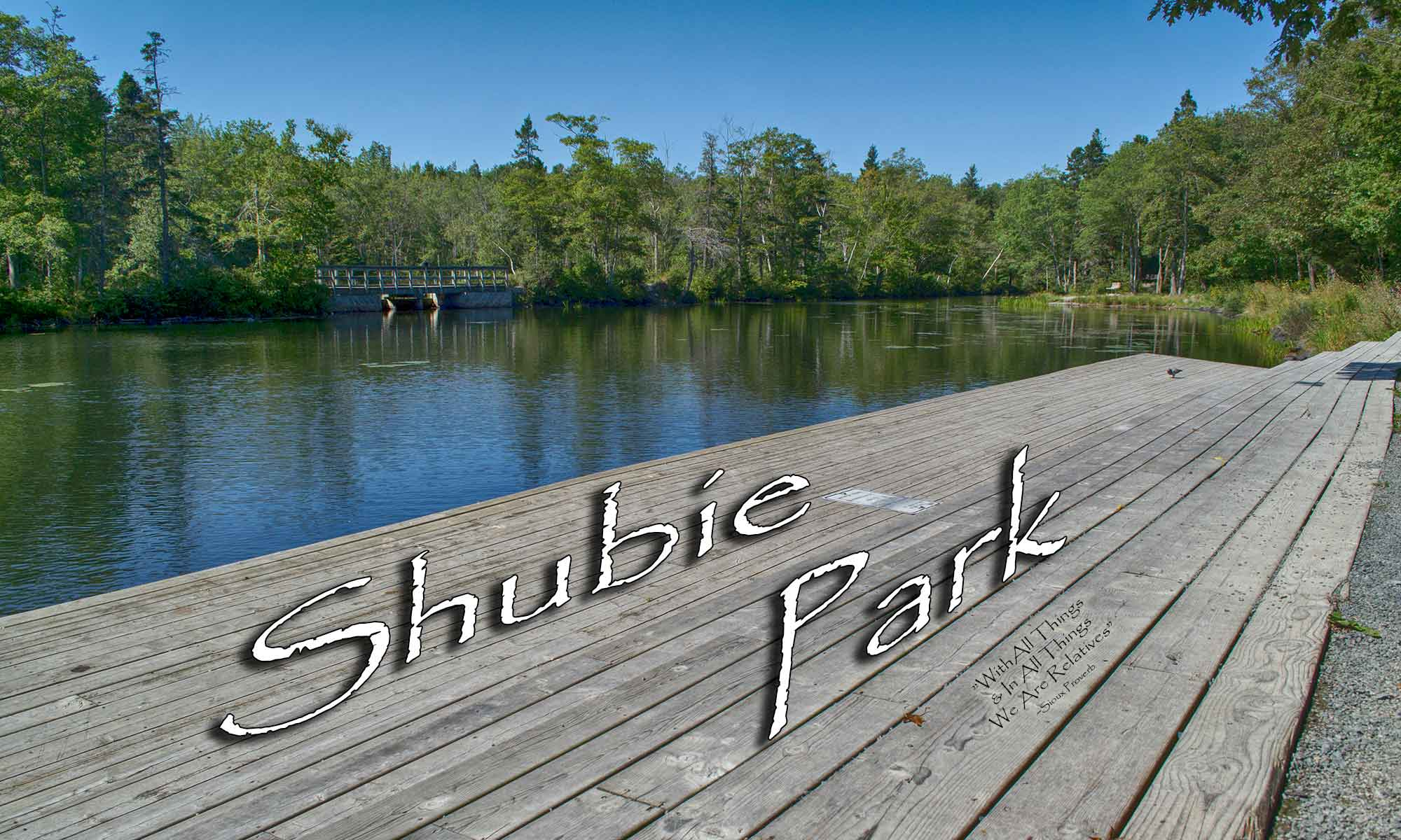 Shubie Park Dartmouth Nova Scotia