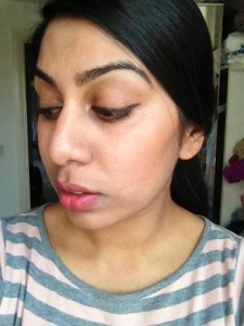 Ginvera Green Tea Nude Cover BB cream review on Asian skin