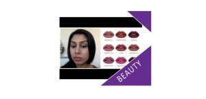 Huda Lip contour copy trendsetter