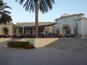 Montgomery's golf course Dubai