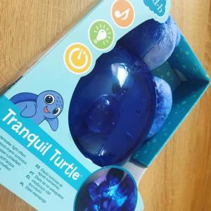 Light up Turtle baby toy