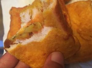 deep fried spicy potato sandwich recipe