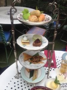 Momo London Moroccan afternoon tea