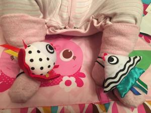 Twiddle ons gift ideas for babies