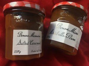 Bonne Mamon Salted caramel spread
