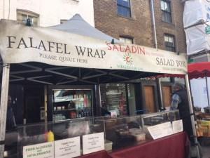The best halal food markets in London