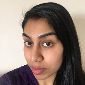HalimaBobs without makeup