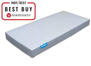 Stompa air flow mattress, voted Independent's best buy
