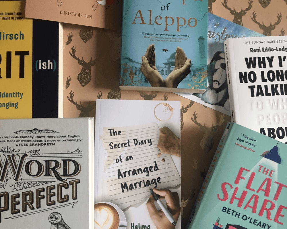 Books by Black and BAME writers