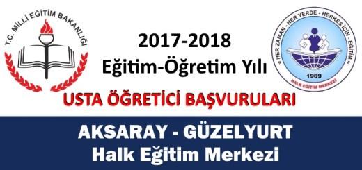 aksaray-guzelyurt-halk-egitimi-merkezi-usta-ogretici-basvurulari-2017-2018
