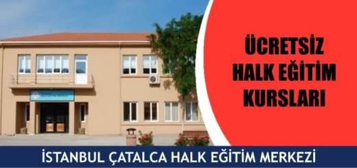 stanbul-Çatalca-Ücretsiz-Halk-Eğitim-Merkezi-Kursları