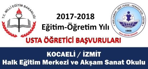 kocaeli-izmit-halk-egitim-merkezi-usta-ogretici-basvurulari-2017-2018