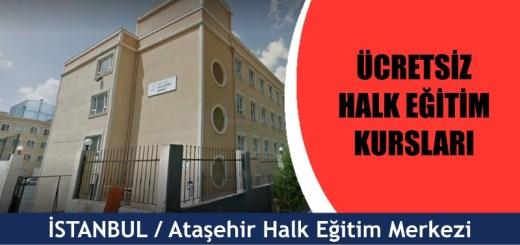 stanbul-Ataşehir-ücretsiz-halk-eğitim-merkezi-kursları
