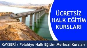 Kayseri-Felahiye-ücretsiz-halk-eğitim-merkezi-kursları