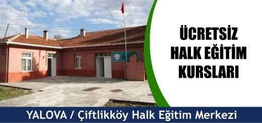 YALOVA-Çiftlikköy-ücretsiz-halk-eğitim-merkezi-kursları