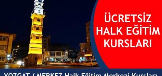 Yozgat-Merkez-ücretsiz-halk-eğitim-merkezi-kursları