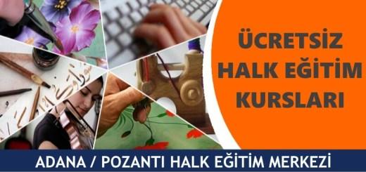 ADANA-POZANTI-Halk-Eğitim-Merkezi-Kursları