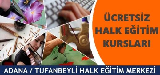 ADANA-TUFANBEYLİ-Halk-Eğitim-Merkezi-Kursları