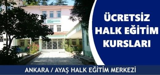 ANKARA-AYAŞ-Halk-Eğitim-Merkezi-Kursları